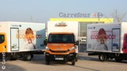 Image: Carrefour trucks; copyright: Carrefour