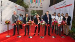 Photo: Opening ceremony of in-store asia 2018; copyright: Messe Düsseldorf / ctillmann